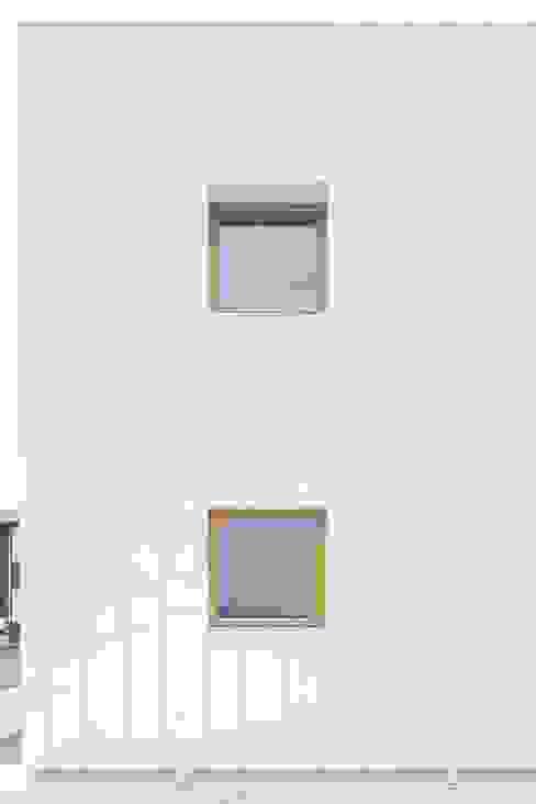 Trapezium House モダンな 家 の Kichi Architectural Design モダン
