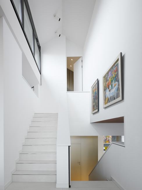APARTMENT SCH Houses by Ippolito Fleitz Group – Identity Architects
