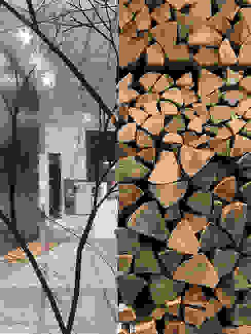 Loft ESN: modern  von Ippolito Fleitz Group – Identity Architects,Modern