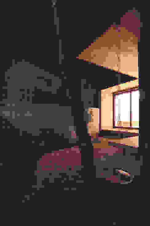 若林M邸 遠藤誠建築設計事務所(MAKOTO ENDO ARCHITECTS) モダンな庭