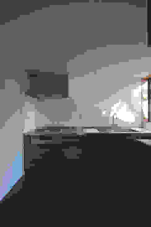 若林M邸 遠藤誠建築設計事務所(MAKOTO ENDO ARCHITECTS) モダンな キッチン