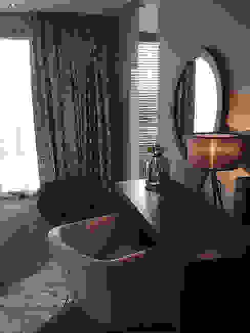 master bedroom :  Slaapkamer door choc studio interieur,
