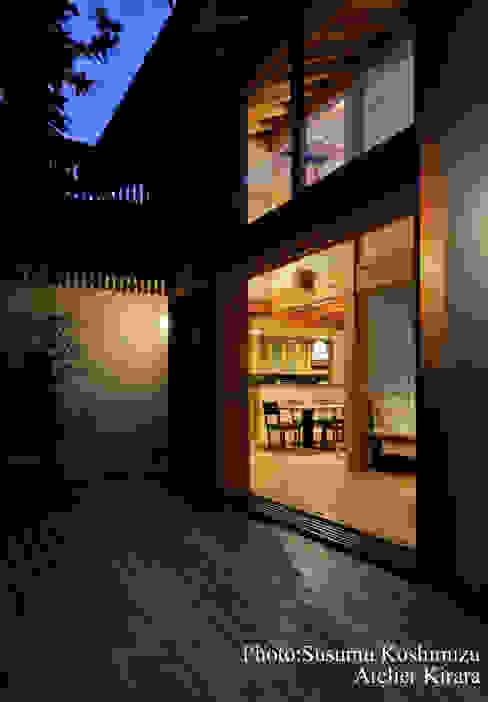 Casas modernas por アトリエきらら一級建築士事務所 Moderno