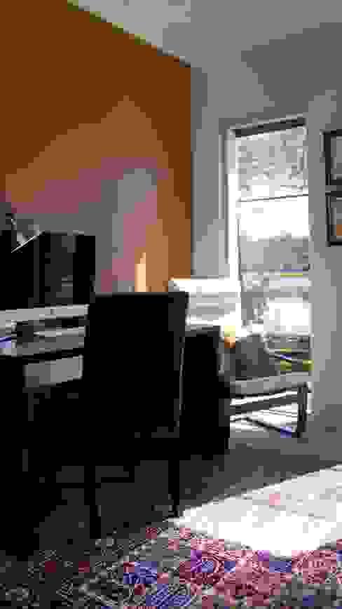 Home office Estudios y despachos de estilo ecléctico de Adorn Interior Design Ecléctico