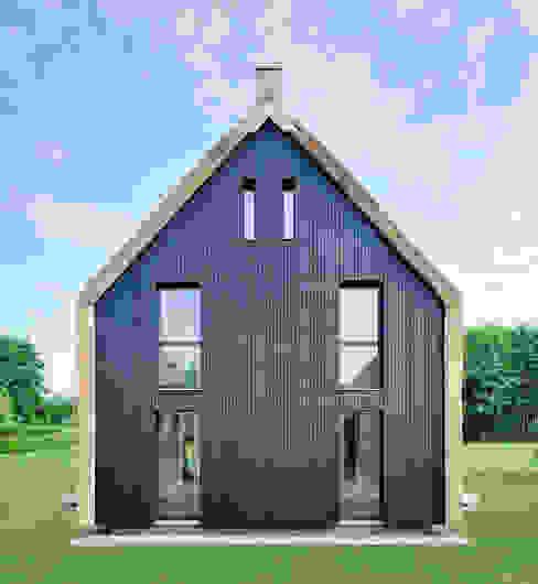 Moderne huizen van Möhring Architekten Modern