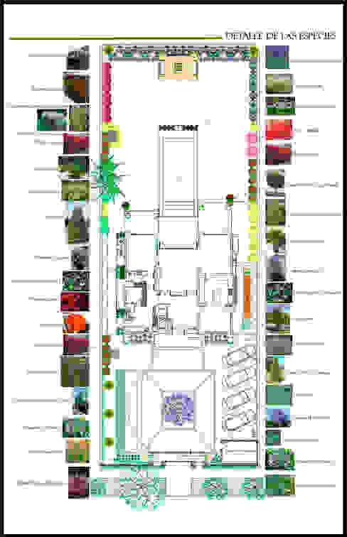 Jardines clásicos de Paisajismo Digital Clásico