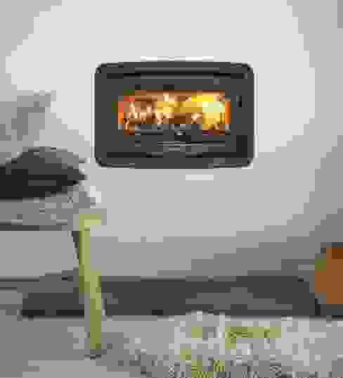 Charnwood Bay 5 Wood Burning Inset Stove por Direct Stoves Campestre