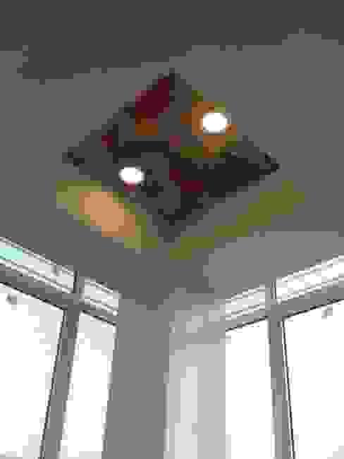 YBM Tasarım Dekoratif Cam Paneller – Dekoratif Cam Tavan Plakaları: modern tarz , Modern Cam