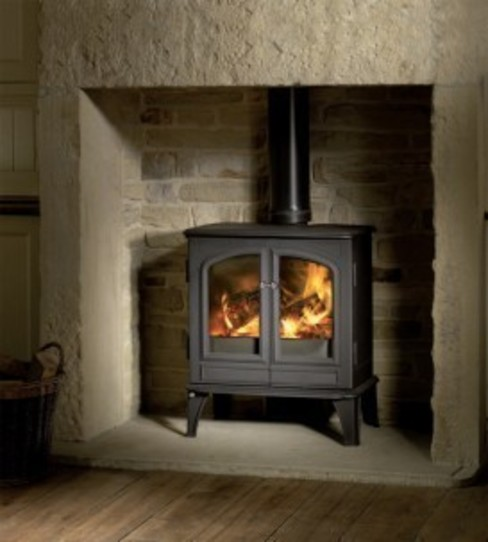 Esse 700 Wood Burning - Multi Fuel Stove от Direct Stoves Кантри