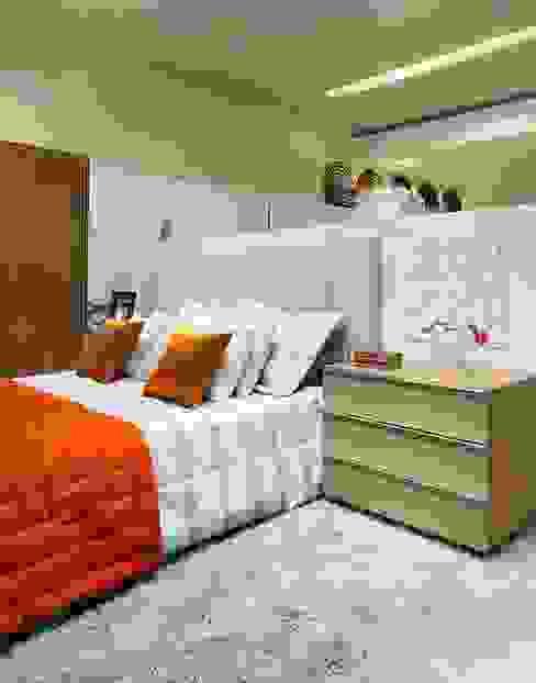 Casas de estilo  por Adriana Scartaris: Design e Interiores em São Paulo,