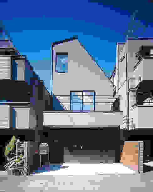 Rumah Minimalis Oleh 高橋直子建築設計事務所 Minimalis