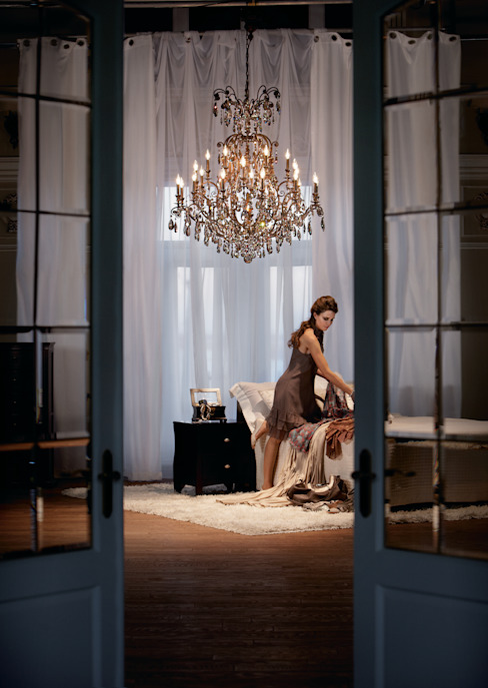 Highlight Aydınlatma Classic style bedroom