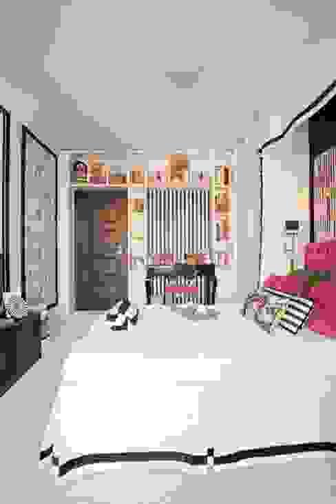Tropische Schlafzimmer von homify Tropisch