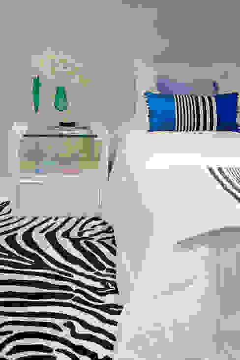 Modern style bedroom by Brunete Fraccaroli Arquitetura e Interiores Modern