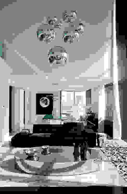 Ruang Keluarga Klasik Oleh Brunete Fraccaroli Arquitetura e Interiores Klasik