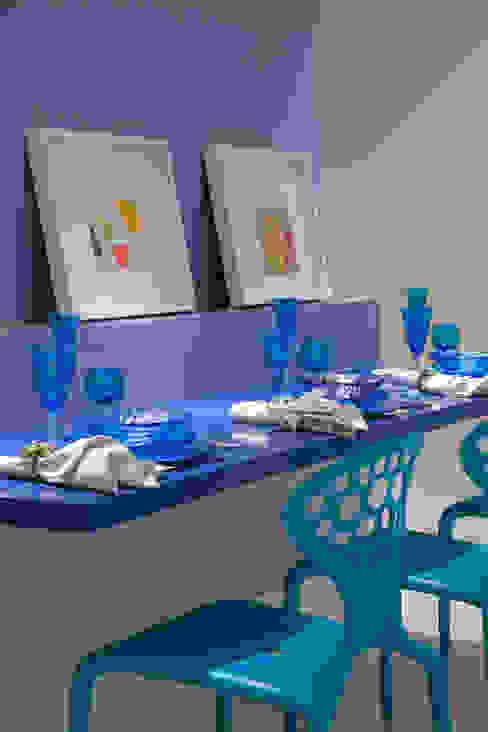 Modern kitchen by Brunete Fraccaroli Arquitetura e Interiores Modern