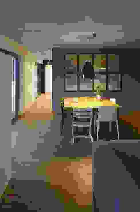 Modern dining room by Fachwerk4 | Architekten BDA Modern