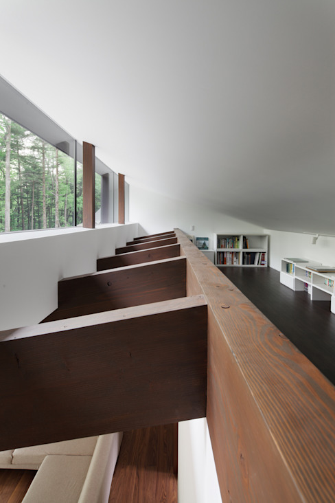 by atelier137 ARCHITECTURAL DESIGN OFFICE Asian