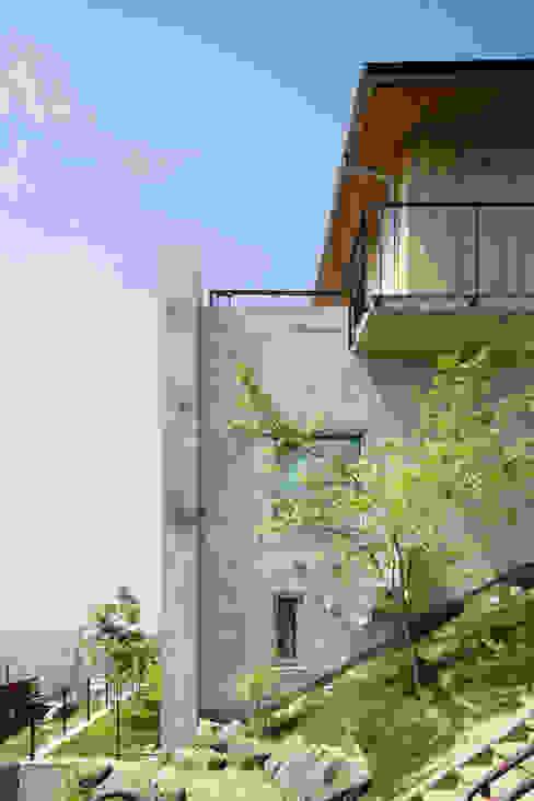 스칸디나비아 주택 by atelier137 ARCHITECTURAL DESIGN OFFICE 북유럽 콘크리트