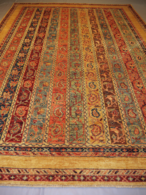 de estilo  por Babai tapijten, Asiático