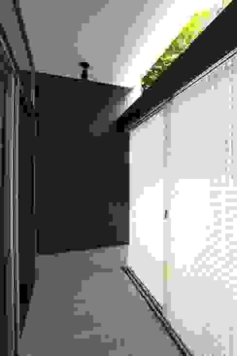 マルコビッチな家: SASAKI YOSHIKI ARCHITECTS STUDIOが手掛けた窓です。,オリジナル