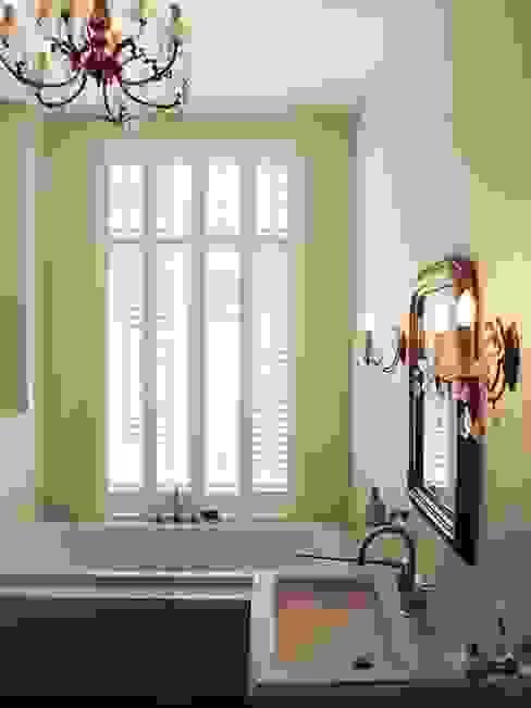Klassieke shutters Inhuisplaza b.v. Klassieke badkamers