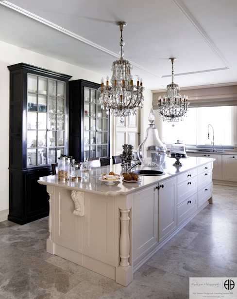 Kitchen by homify, Eclectic