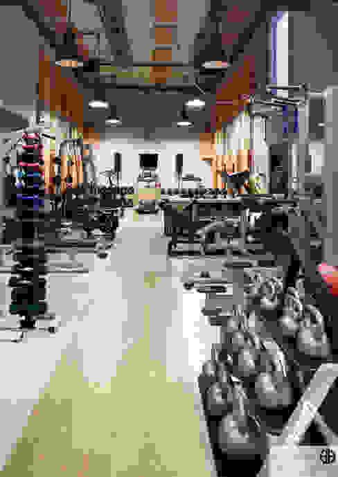 Eklektik Fitness Odası homify Eklektik