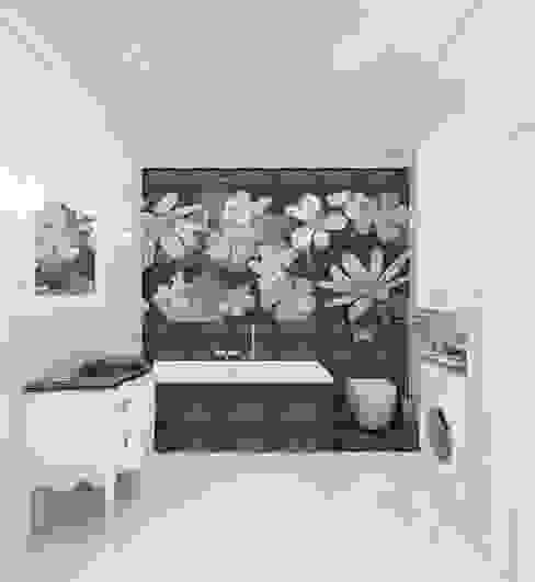 Основной санузел:  в . Автор – Milana Gulam Design,