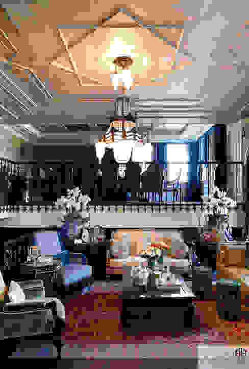 Klasik Oturma Odası homify Klasik