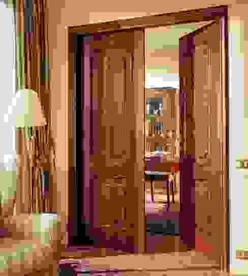 Puertas de interior 2 de homify Clásico