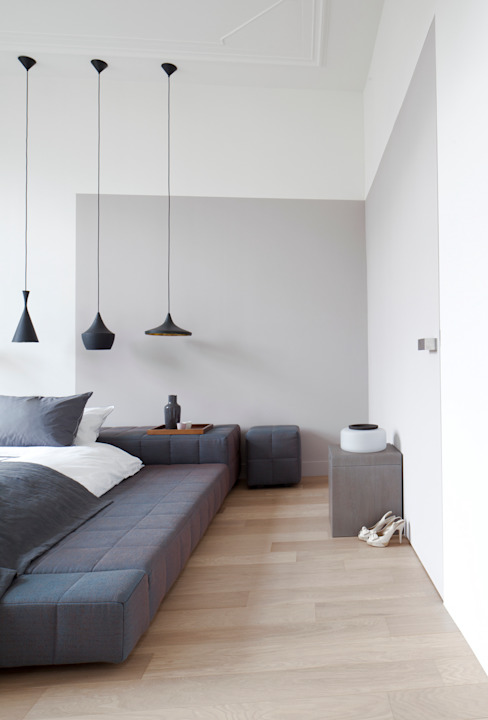 Modern style bedroom by Remy Meijers Interieurarchitectuur Modern