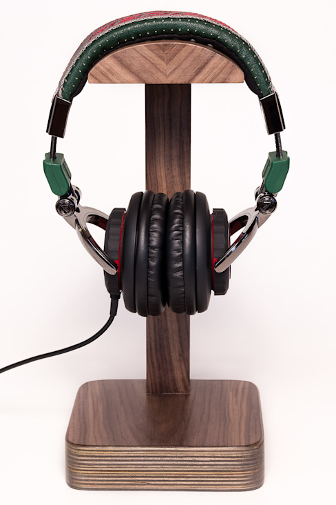 "Headphone Stand "" FOR2 "" par Meble Autorskie Jurkowski Moderne"
