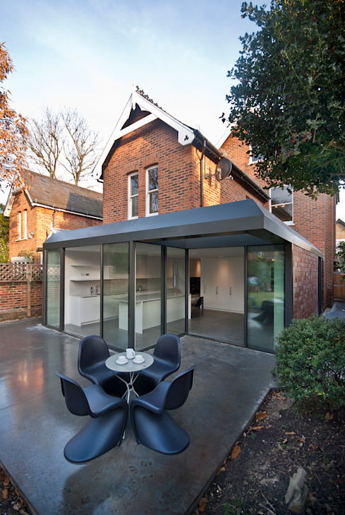 Under Over by Smerin Architects