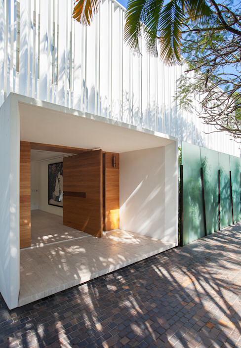 Casas modernas de Gisele Taranto Arquitetura Moderno