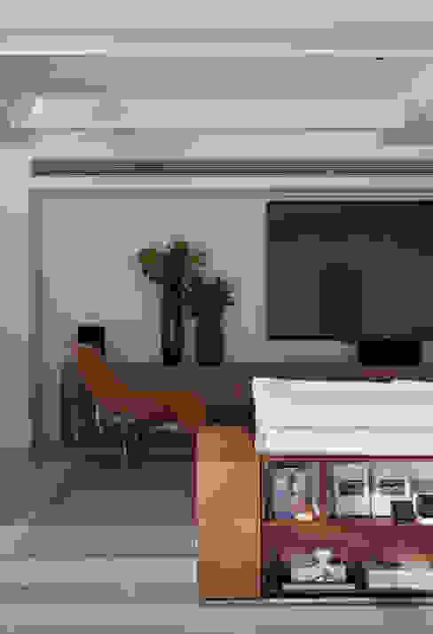 Modern Oturma Odası Gisele Taranto Arquitetura Modern