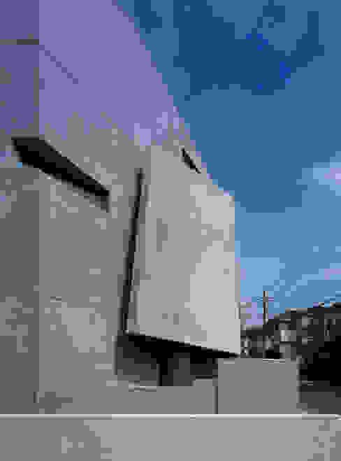 Houses by 筒井紀博空間工房/KIHAKU tsutsui TOPOS studio, Eclectic