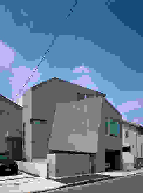 筒井紀博空間工房/KIHAKU tsutsui TOPOS studio Casas de estilo ecléctico