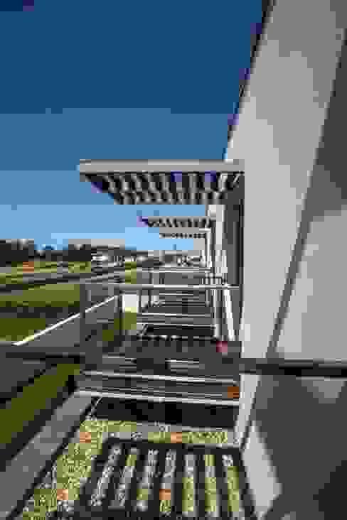 Casa VA Casas modernas por Atelier Lopes da Costa Moderno