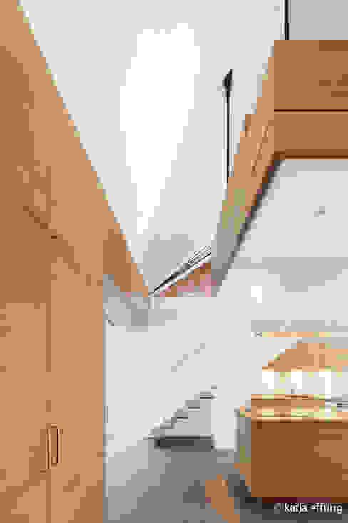 ITC Annex - kitchen house Moderne keukens van Mirck Architecture Modern