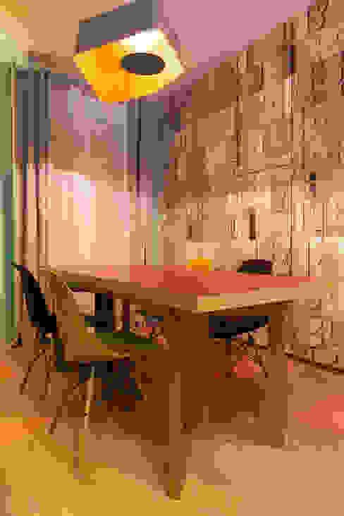 Moderne Häuser von Agence d'architecture intérieure Laurence Faure Modern