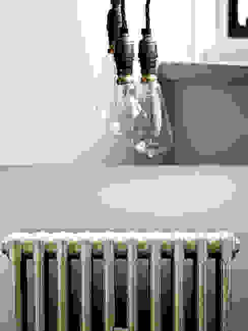 de estilo industrial por Black and Milk | Interior Design | London, Industrial