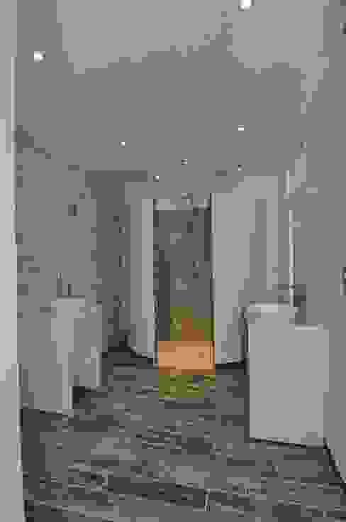 projet salle de douche par Architecte d'Intérieur Paul Jourdain CFAI