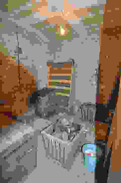 avant travaux salle de douche par Architecte d'Intérieur Paul Jourdain CFAI