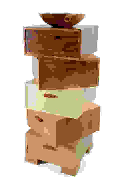 The Magnetic Stack: modern  by Radiance Furniture Design, Modern