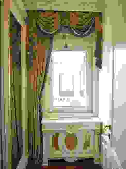 Perde Tasarım Klasik Giyinme Odası PİLE PERDE Klasik