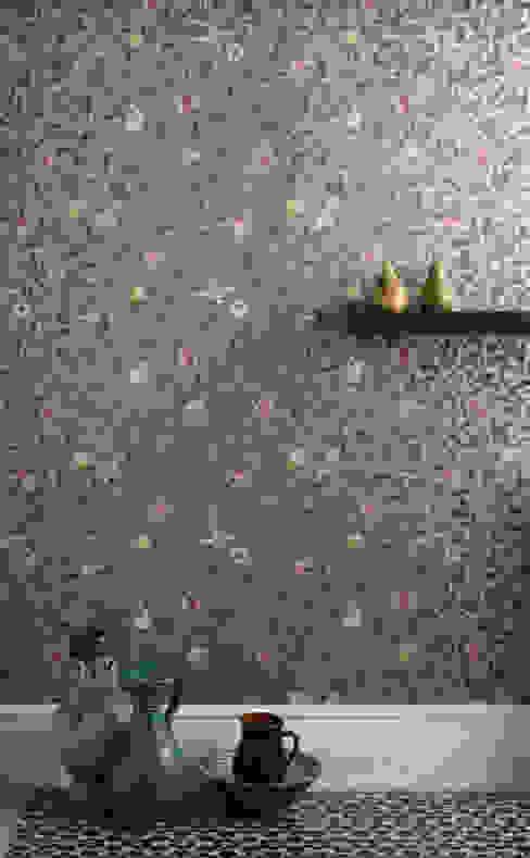 William Morris Wallpaper Mister Smith interiors homify Klasik