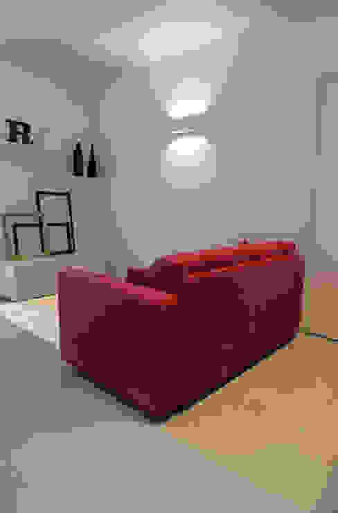 Appartamento 1 Elisa Rizzi architetto Soggiorno moderno
