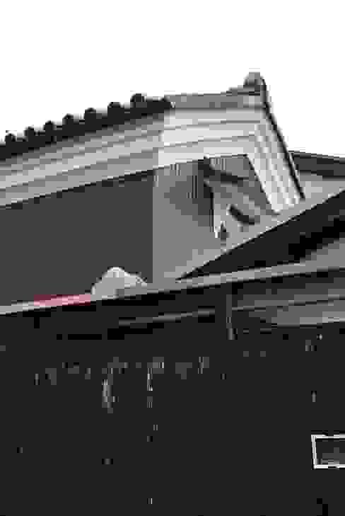 長等の蔵Renovation: 西川真悟建築設計が手掛けた家です。,モダン