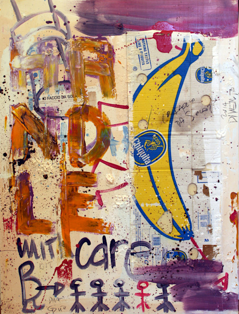 Kunst  door MASSIMO DIVENUTO,